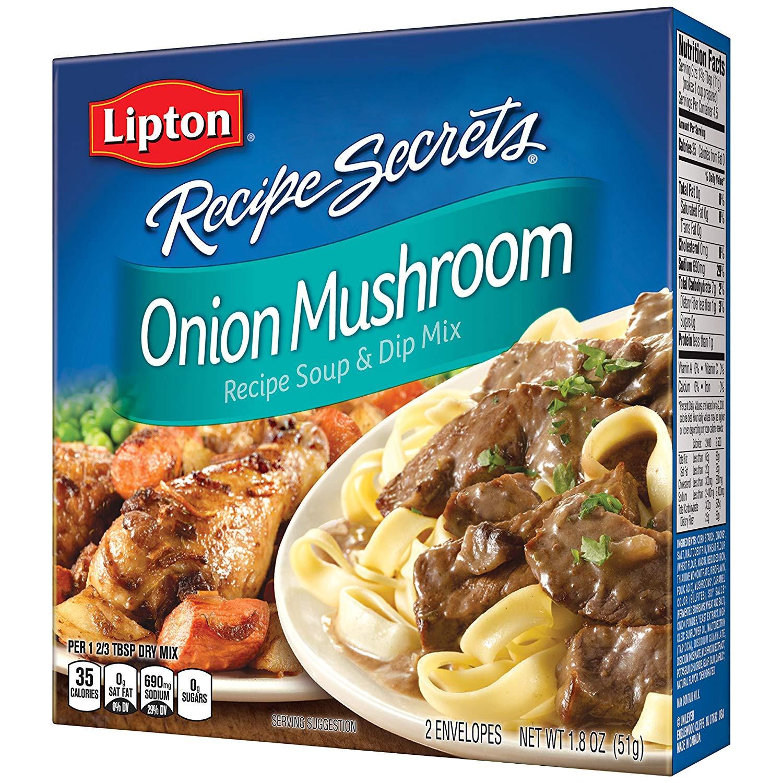 Lipton Onion Soup Mix Recipe  Meatloaf Recipe With Lipton ion Mushroom Soup Mix