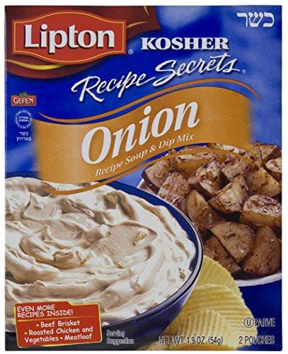 Lipton Onion Soup Mix Recipe  Gefen Lipton Recipe Soup and Dip Mix ion 1 9oz 6 Pack