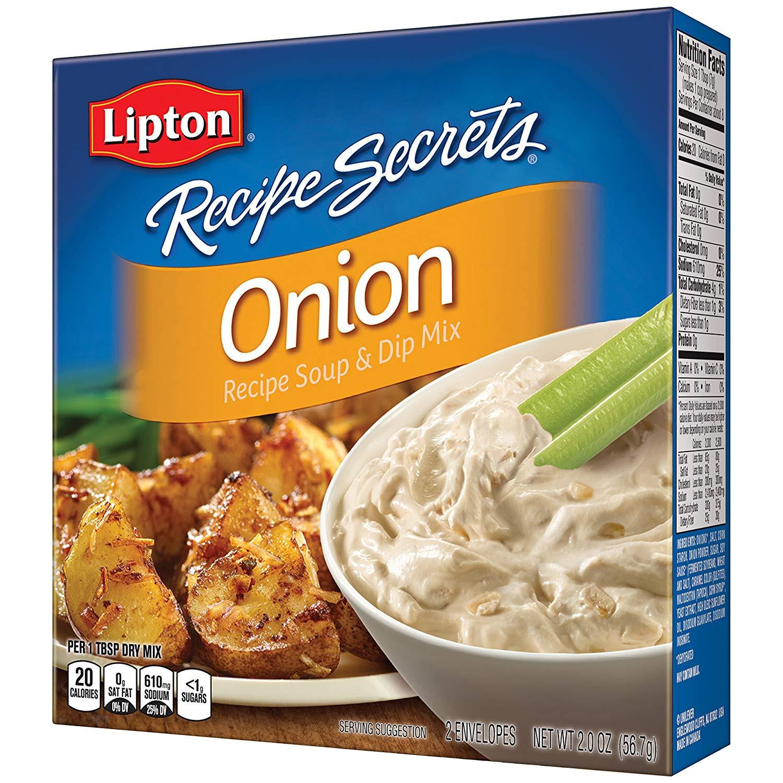 Lipton Onion Soup Mix  South Carolina Chicken Bog Recipe