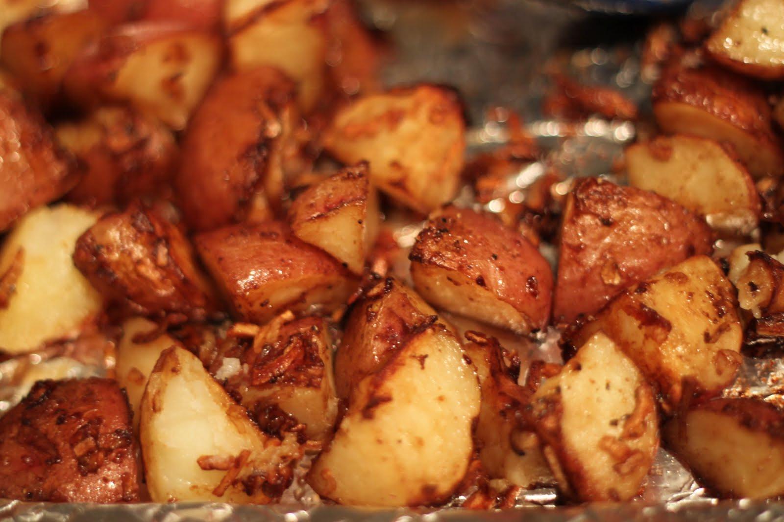 Lipton Onion Soup Potatoes  ion Roasted Potatoes