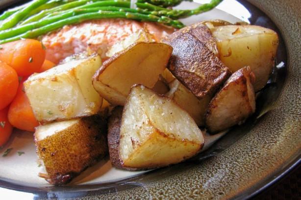 Lipton Onion Soup Potatoes  ion Roasted Potatoes Recipe Food