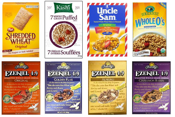 List Of Breakfast Cereals  Choose Wisely – Breakfast Cereal