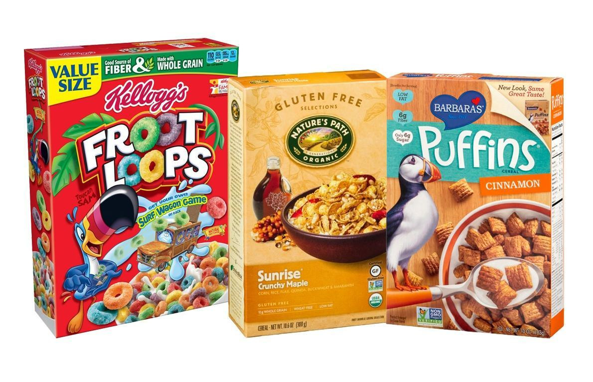 List Of Breakfast Cereals  The Healthiest and Unhealthiest Breakfast Cereals