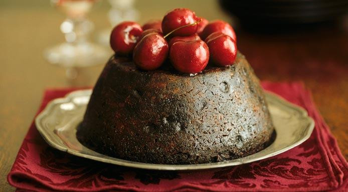 List Of Traditional Christmas Desserts  Christmas Desserts Christmas Pudding Dessert