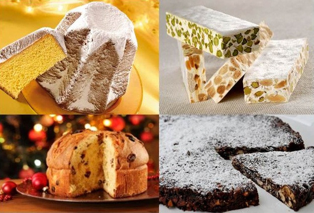 List Of Traditional Christmas Desserts  Traditional Italian Christmas Desserts Flo N The Go Flo