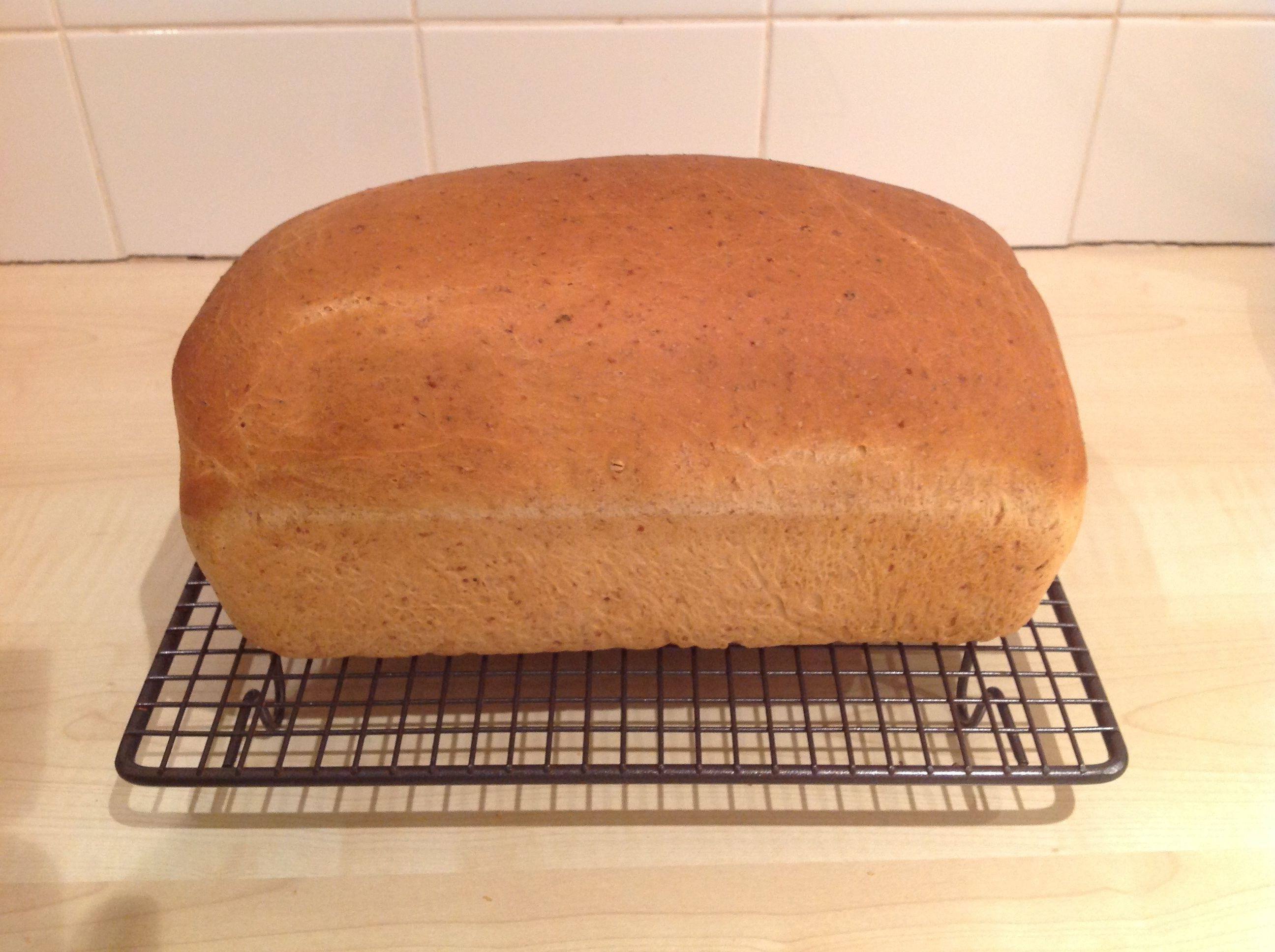 Loaf Bread Recipe  Simple loaf of bread recipe All recipes UK