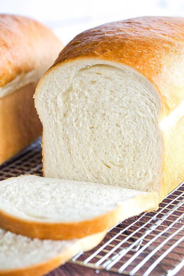 Loaf Bread Recipe  Top 25 ideas about White Bread Recipes on Pinterest