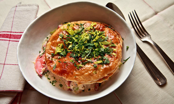 Lobster Stew Recipe  Lobster Stew With a Pastry Top for Your Valentine
