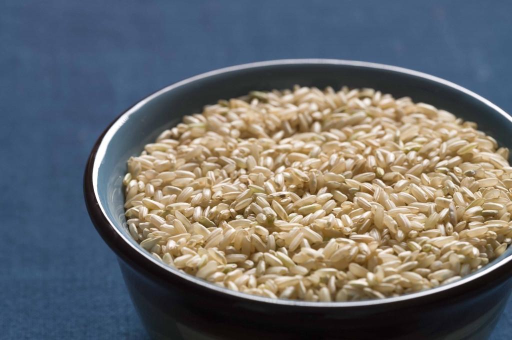 Long Grain Brown Rice  New Jersey Grown Long Grain Brown Rice – Blue Moon Acres