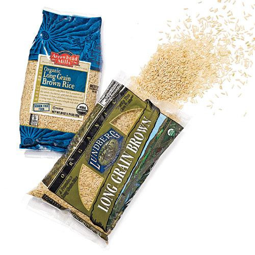 Long Grain Brown Rice  Long Grain Brown Rice 2010 Taste Test Awards Grocery