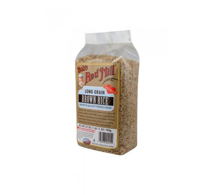 Long Grain Brown Rice  Long Grain Brown Rice Bob s Red Mill Natural Foods