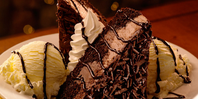 Longhorn Steakhouse Desserts  Chocolate Mousse Cake