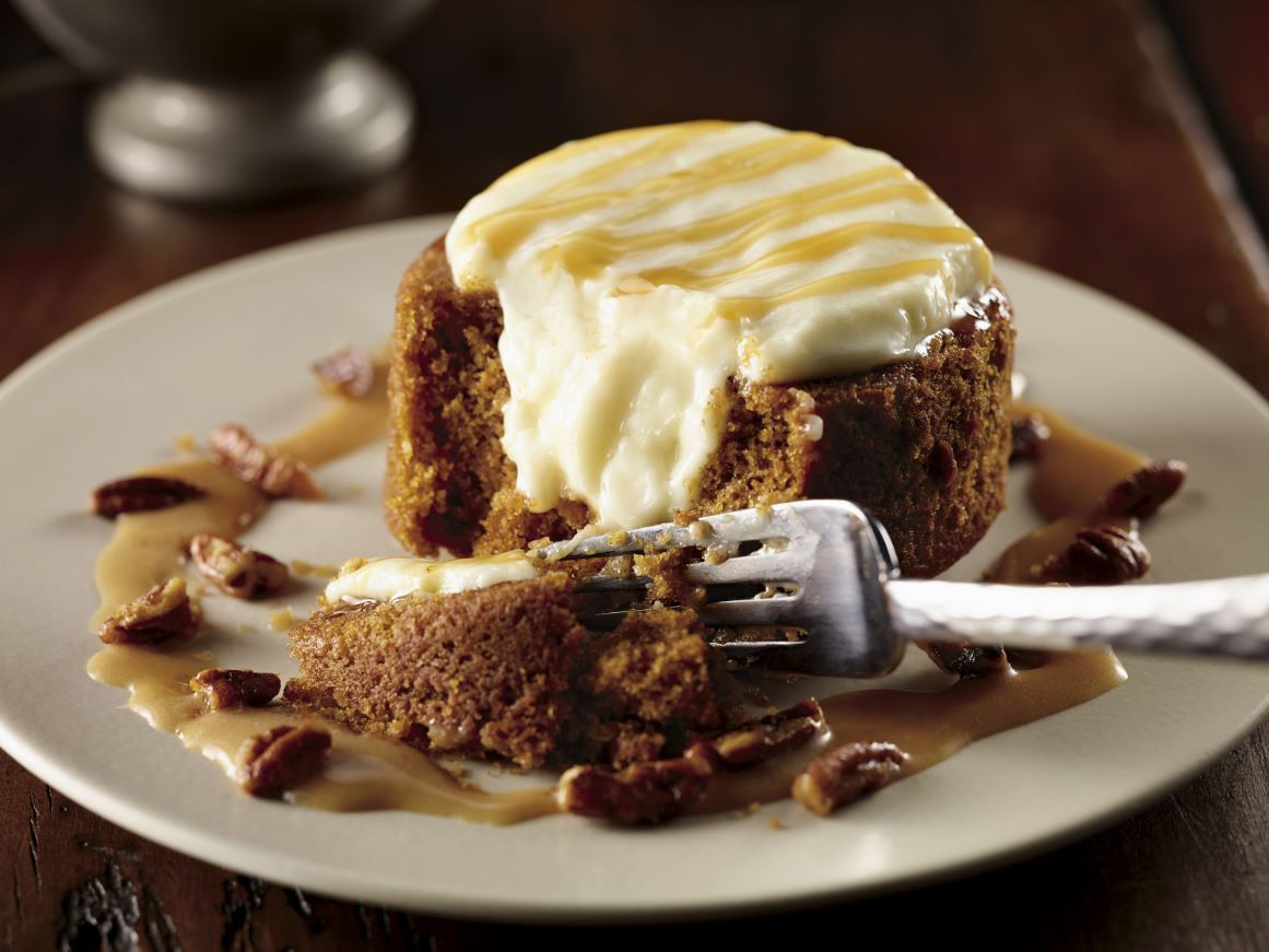 Longhorn Steakhouse Desserts  Donate canned food free dessert at LongHorn Chicago