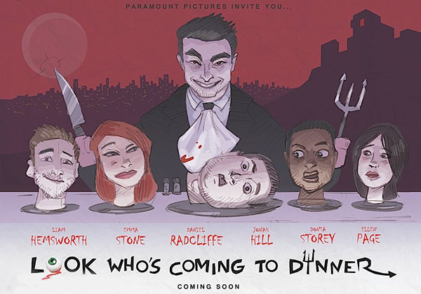 Look Whos Coming To Dinner  Ellen Page line • 7 minutes of Beyond gameplay from