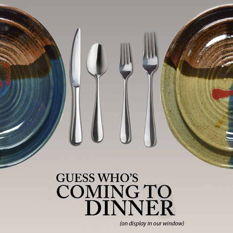 Look Whos Coming To Dinner  Traditions Hand Craft Gallery