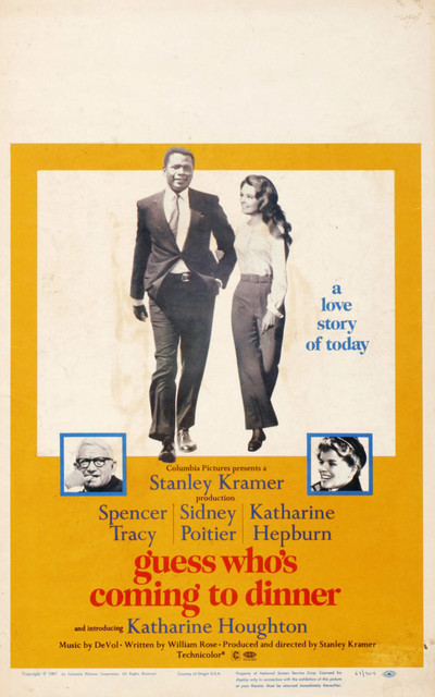 Look Whos Coming To Dinner  Guess Who s ing to Dinner Movie Review 1968