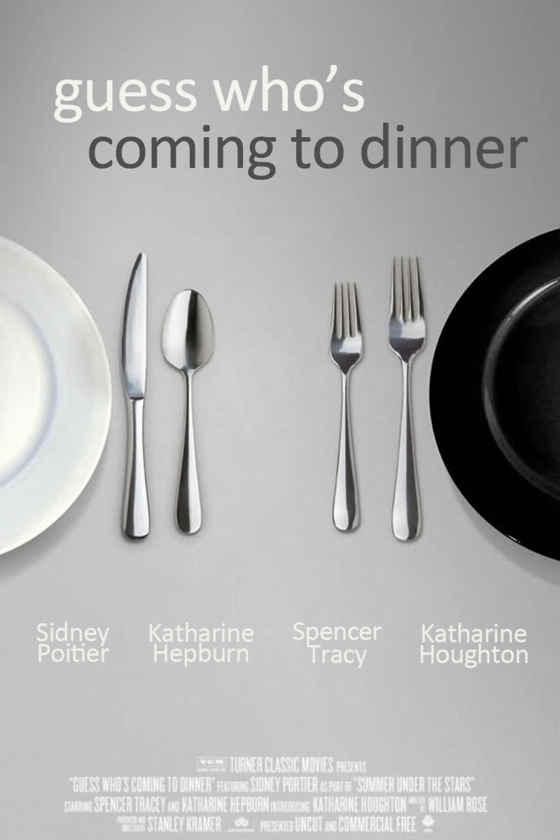 Look Whos Coming To Dinner  Guess Who s ing to Dinner DVD Release Date