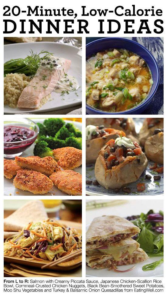 Low Cal Dinners  41 best LOW CALORIE HIGH FIBER DIET images on Pinterest