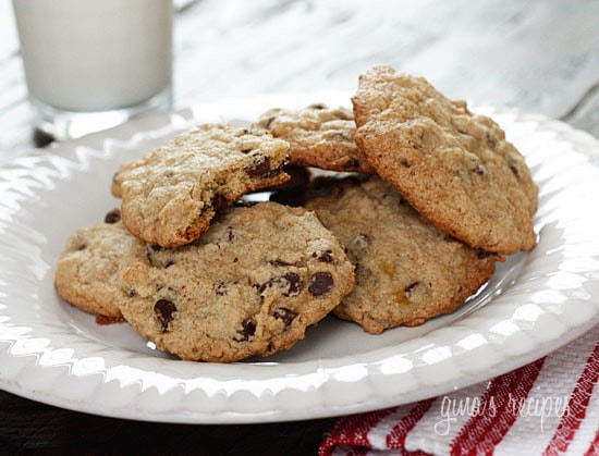 Low Calorie Chocolate Chip Cookies  Best Low fat Chocolate Chip Cookies Ever