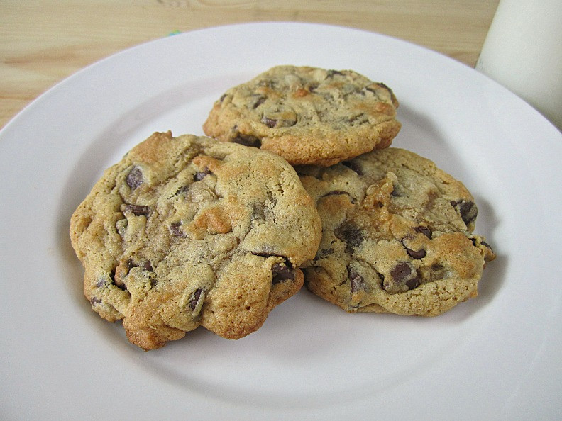 Low Calorie Chocolate Chip Cookies  Low Fat Chocolate Chip Cookies Eat Drink Love