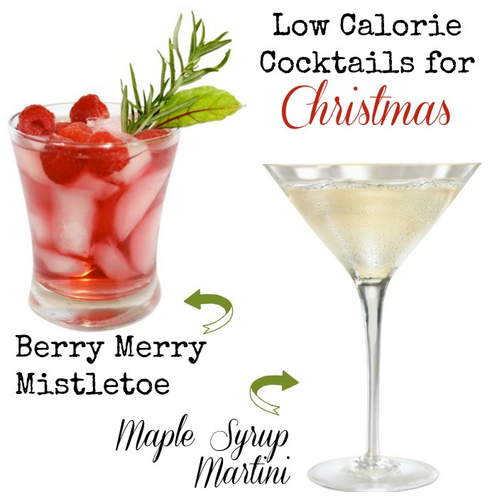 Low Calorie Cocktails  Low Calorie Christmas Cocktails to Enjoy Style on Main
