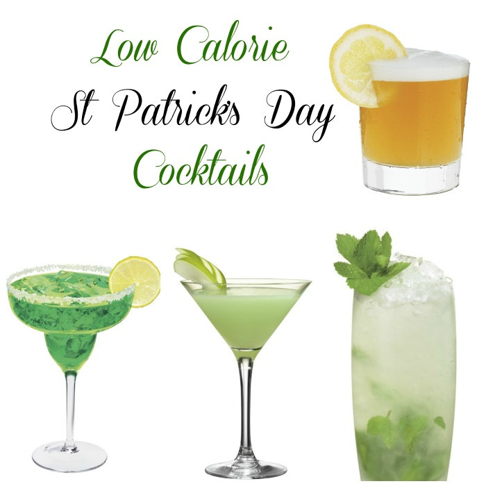 Low Calorie Cocktails  Low Calorie St Patricks Day Cocktails Recipes