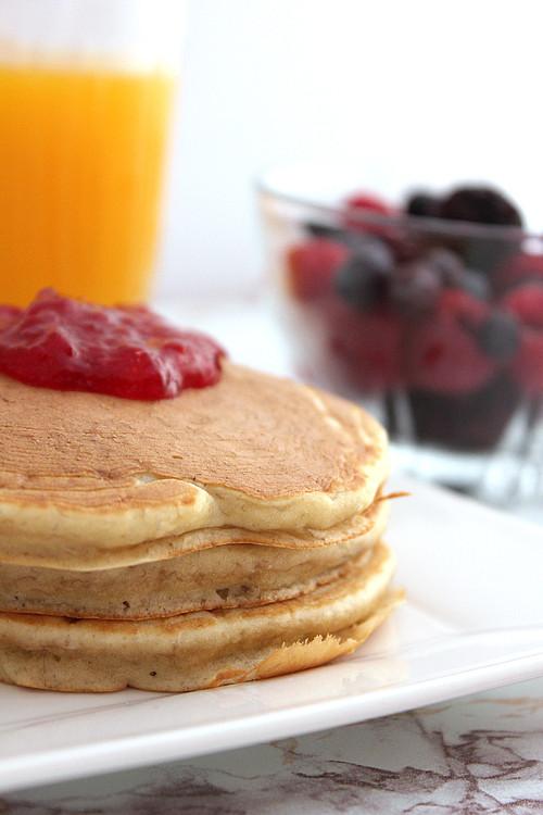 Low Calorie Pancakes  Banana Pancake Low Calorie
