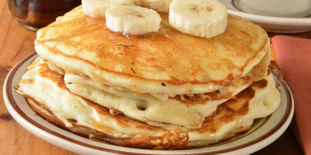 Low Calorie Pancakes  Banana Pancakes