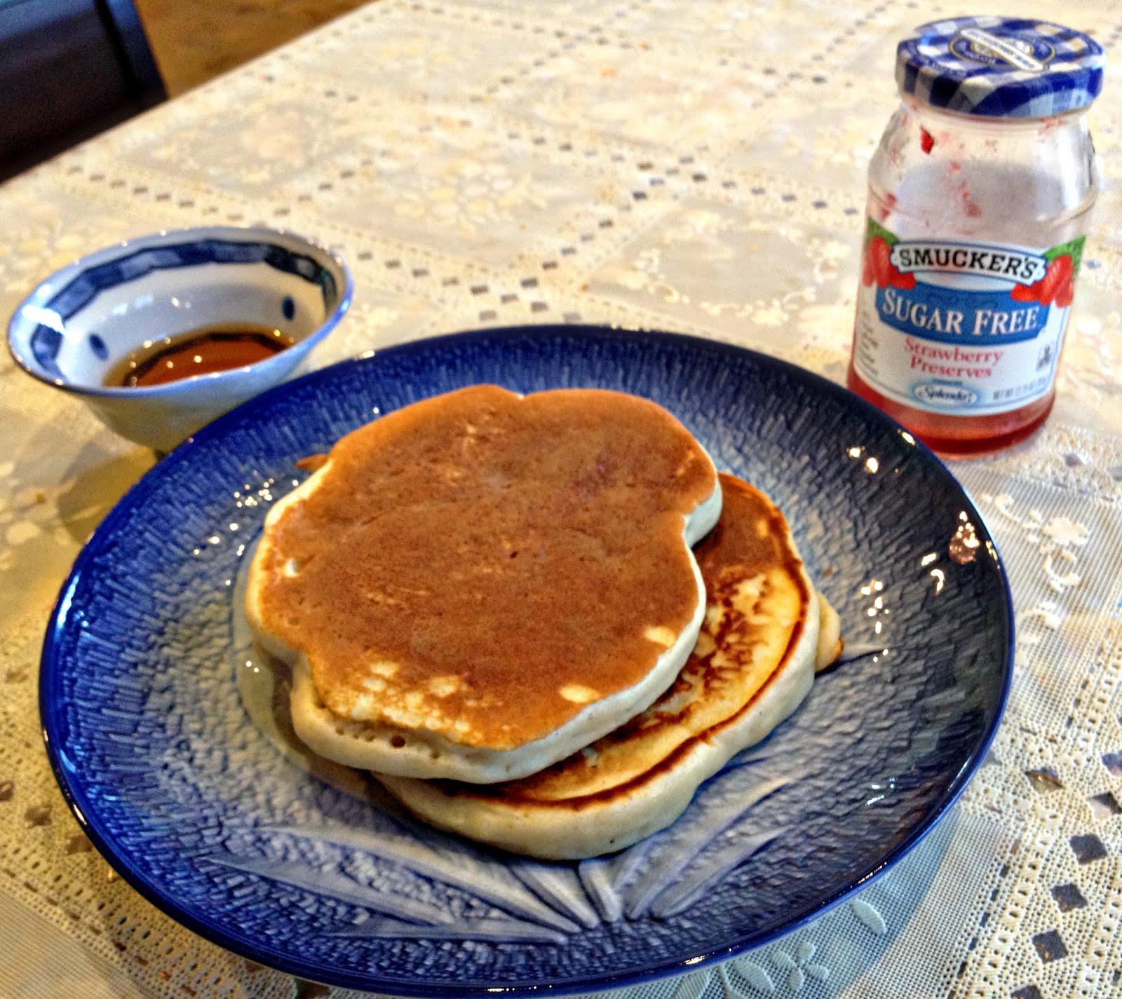 Low Calorie Pancakes  Low Cal So Cal Girl Tested Low Calorie Recipe Yogurt