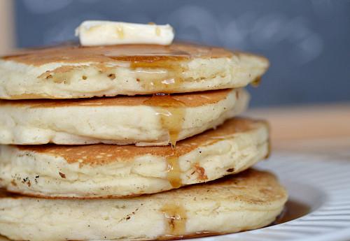 Low Calorie Pancakes  Low fat Fluffy Buttermilk Pancakes