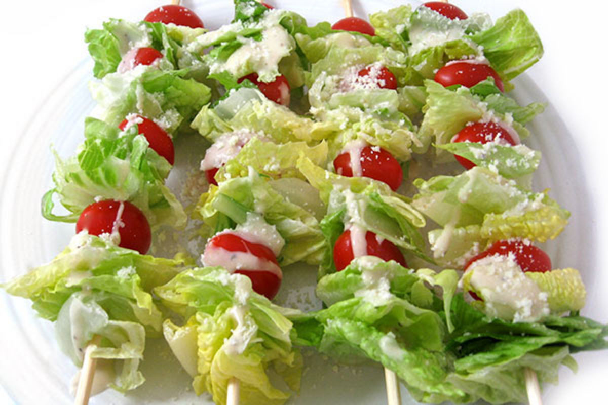 Low Calorie Salads  Low Calorie Salad Recipes For Weight Watchers