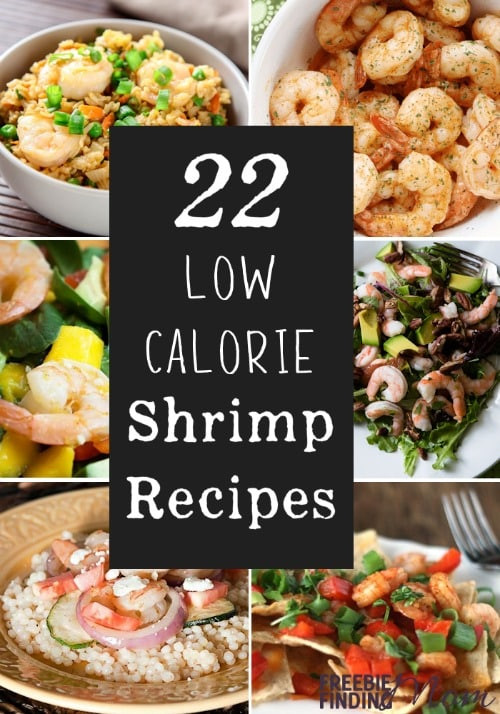 Low Calorie Shrimp Recipes  22 Low Calorie Shrimp Recipes
