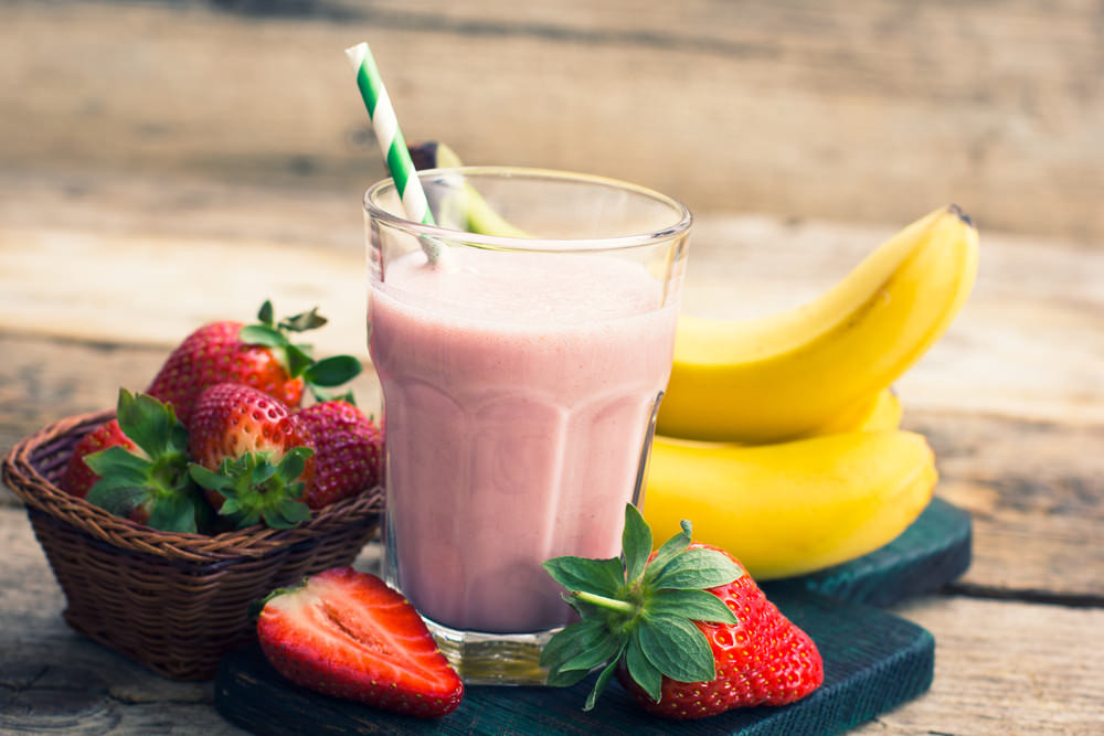Low Calorie Smoothie Recipes  Low Calorie Strawberry Banana Smoothie Recipe