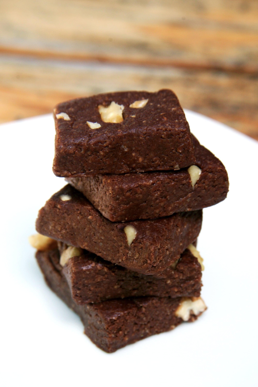Low Calorie Vegan Desserts  Low Calorie No Bake Brownies — They re Vegan Too