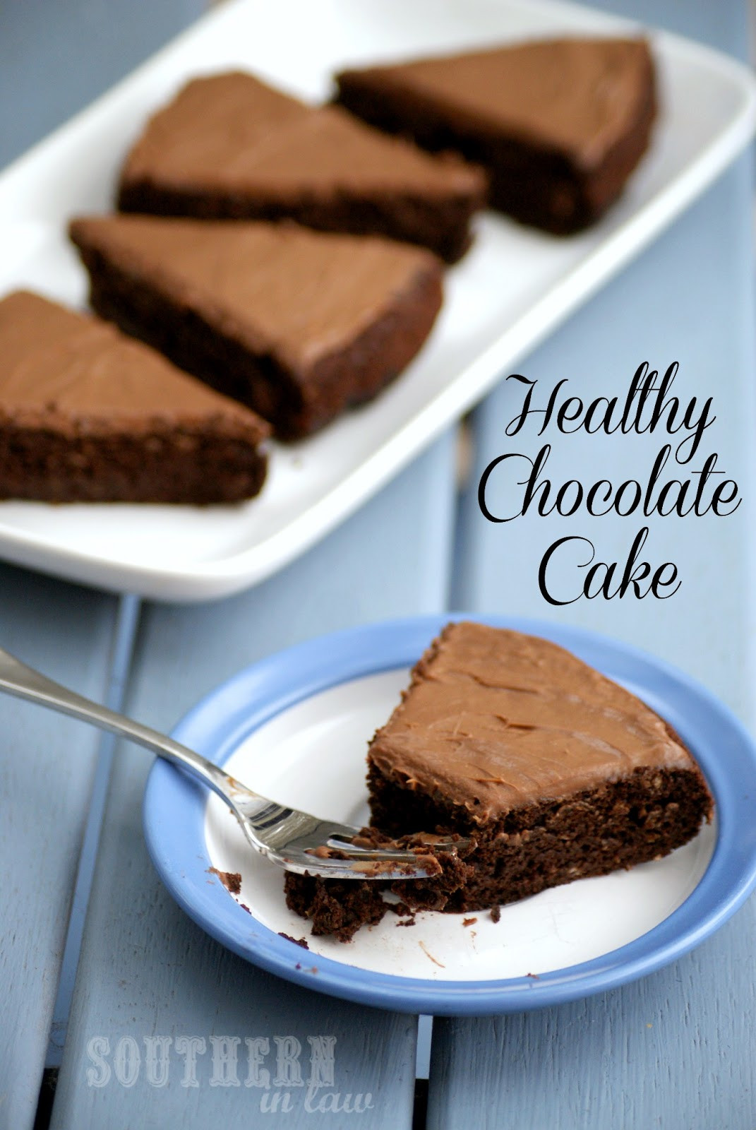 Low Calorie Vegan Desserts  Southern In Law Recipe Healthy Chocolate Cake Vegan too