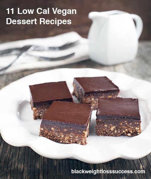 Low Calorie Vegan Desserts  11 Low Cal Vegan Dessert Recipes to Satisfy Your Sweet