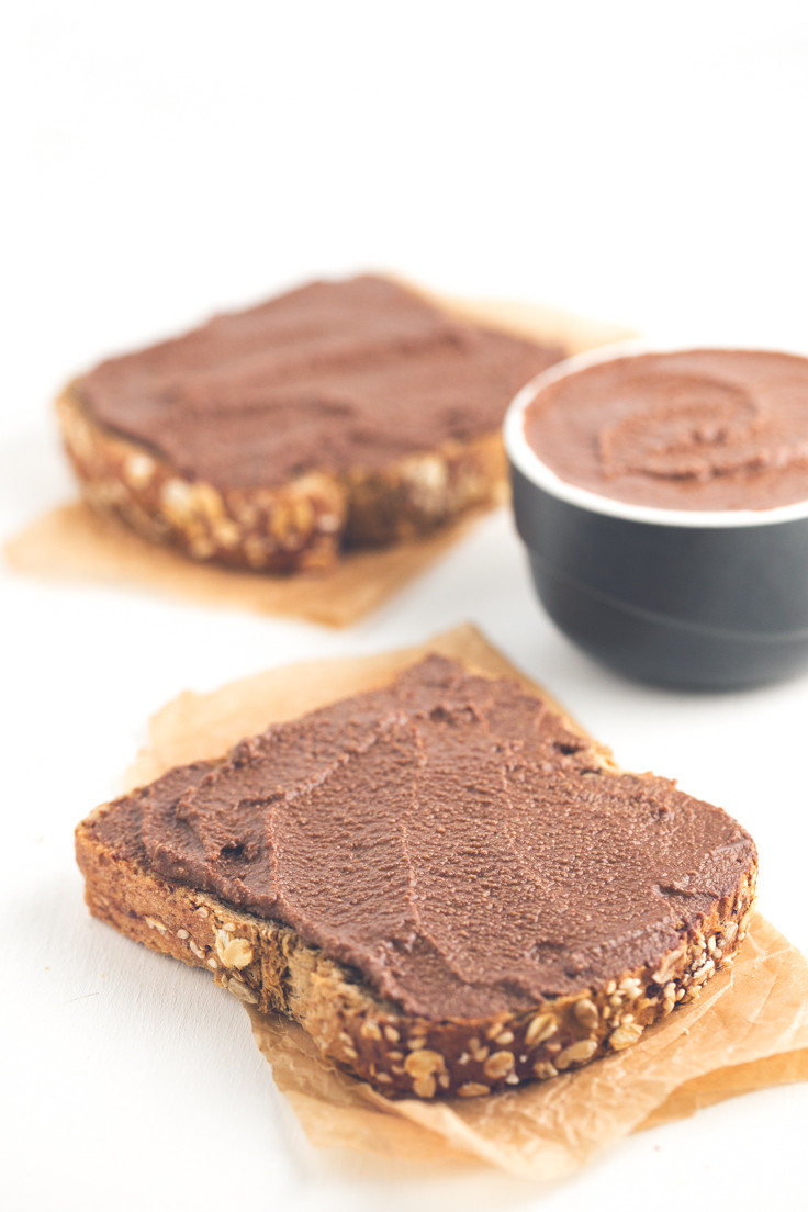 Low Calorie Vegan Desserts  Low Fat Vegan Chocolate Spread