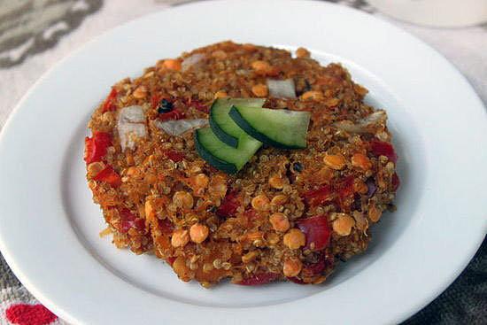 Low Calorie Vegetarian Recipes  Fast Low Calorie Ve arian Meals