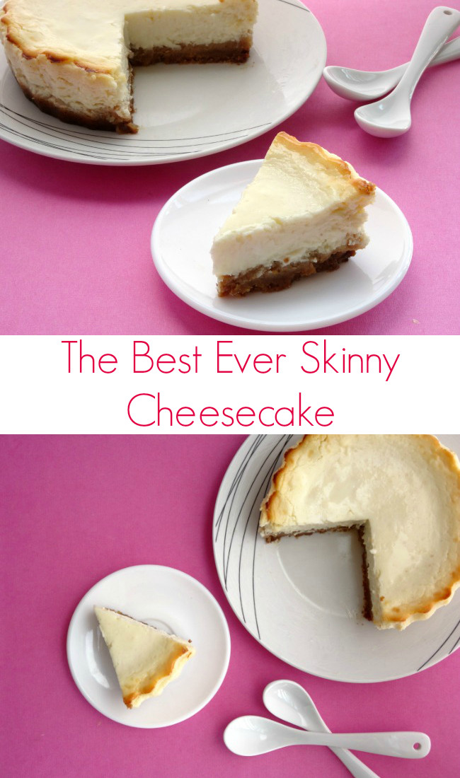Low Calories Desserts  Best 25 Low fat cheesecake ideas on Pinterest