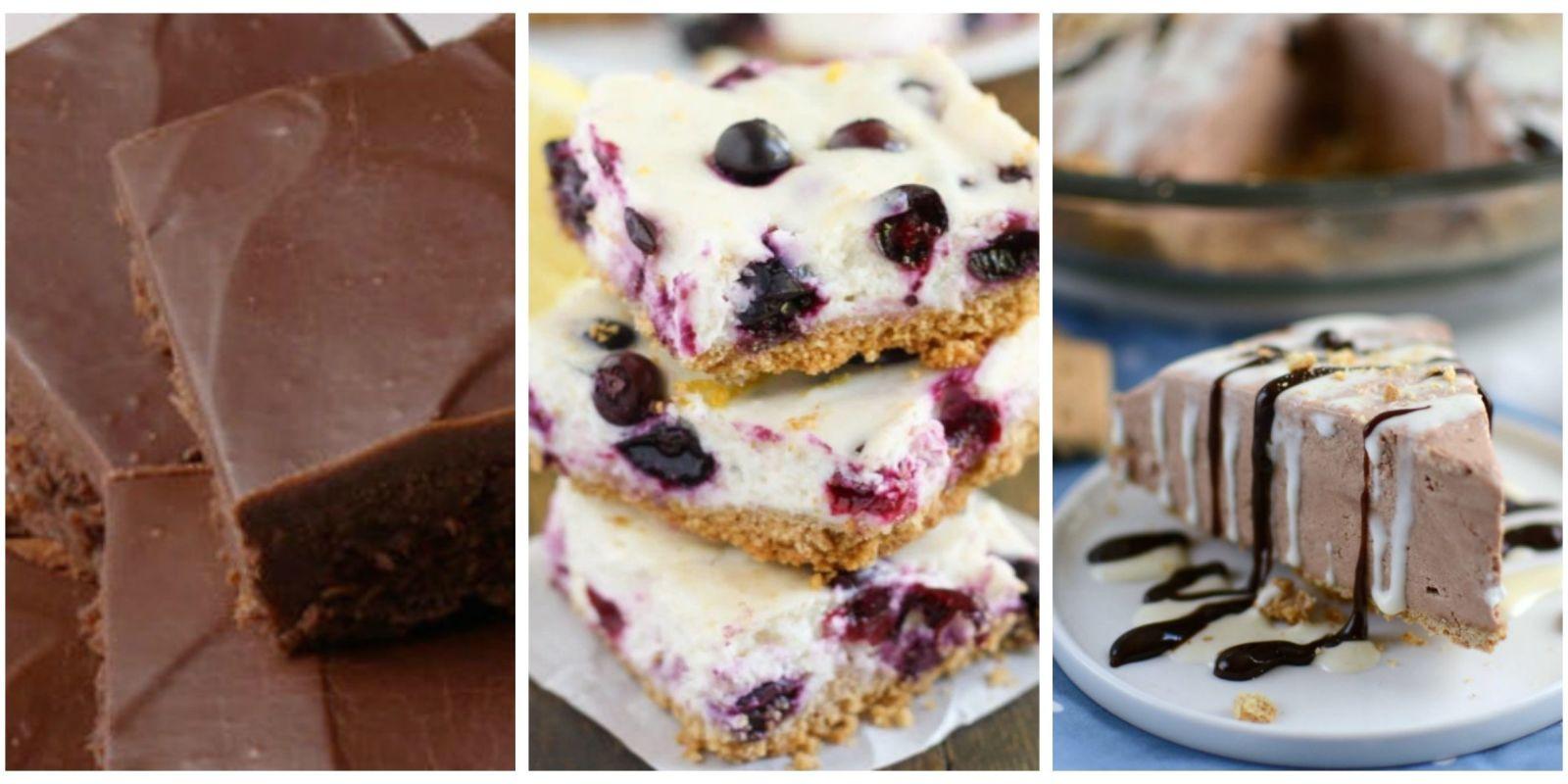 Low Calories Desserts  Low Calorie Desserts Two Ingre nt Dessert Recipes