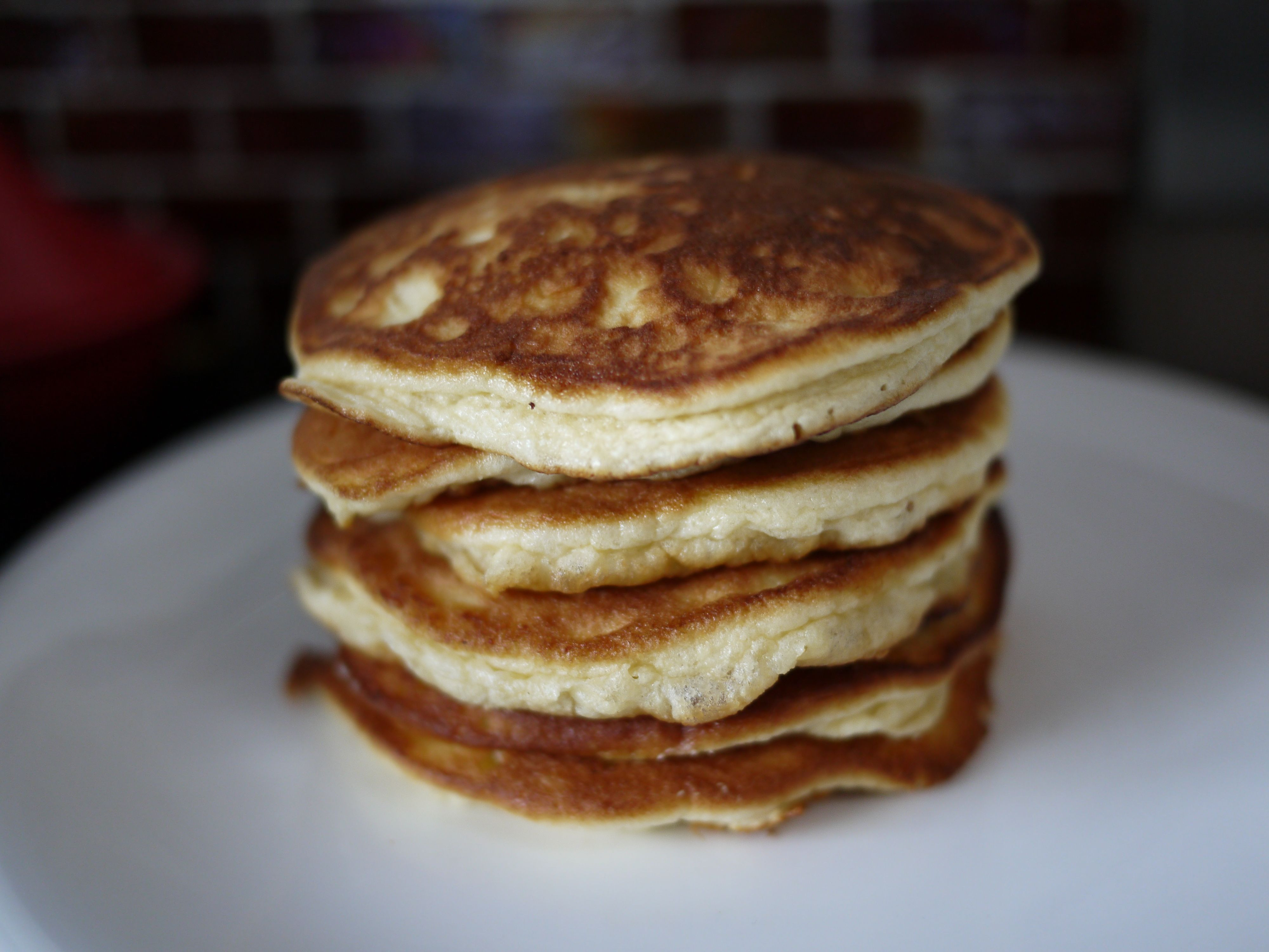 Low Carb Almond Flour Pancakes  Fluffy low carb pancakes Life & Chai