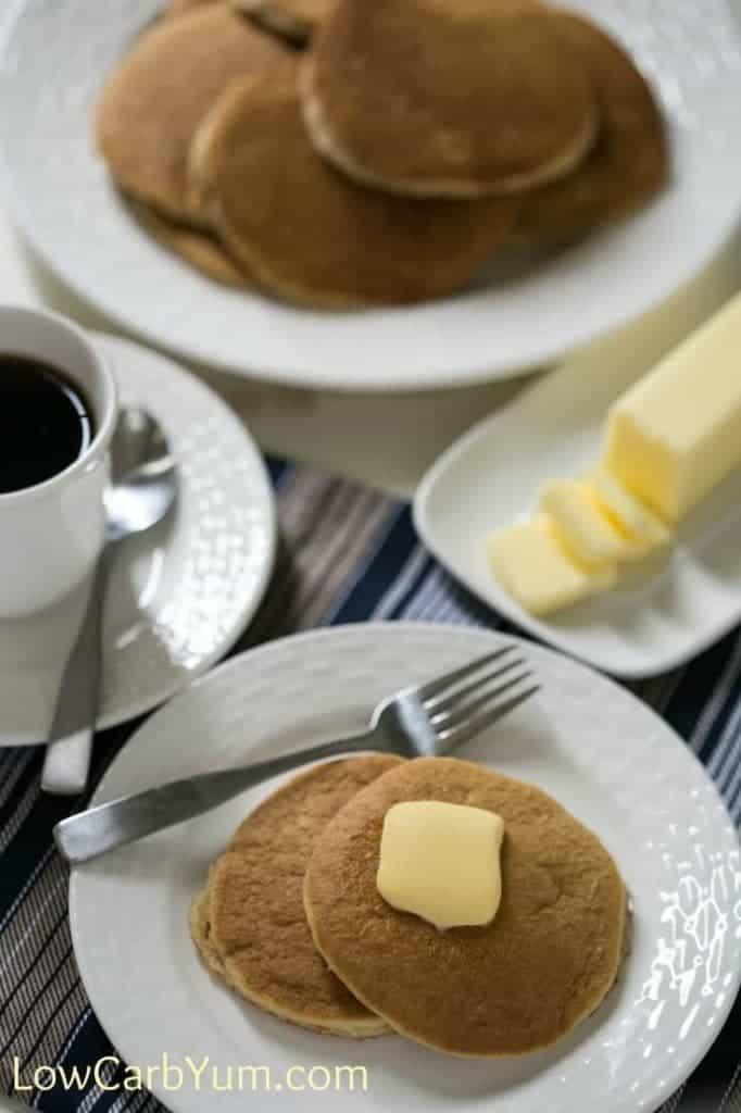 Low Carb Almond Flour Pancakes  Almond Flour Pancakes Gluten Free