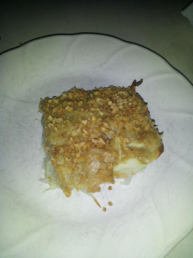 "Low Carb Apple Dessert  low carb ""apple"" crisp Keto Pinterest"