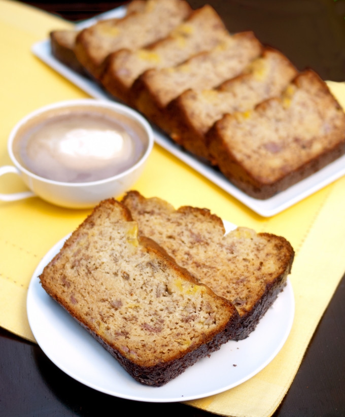 Low Carb Banana Bread  The Best Low Carb Gluten Free Banana Bread Preheat to
