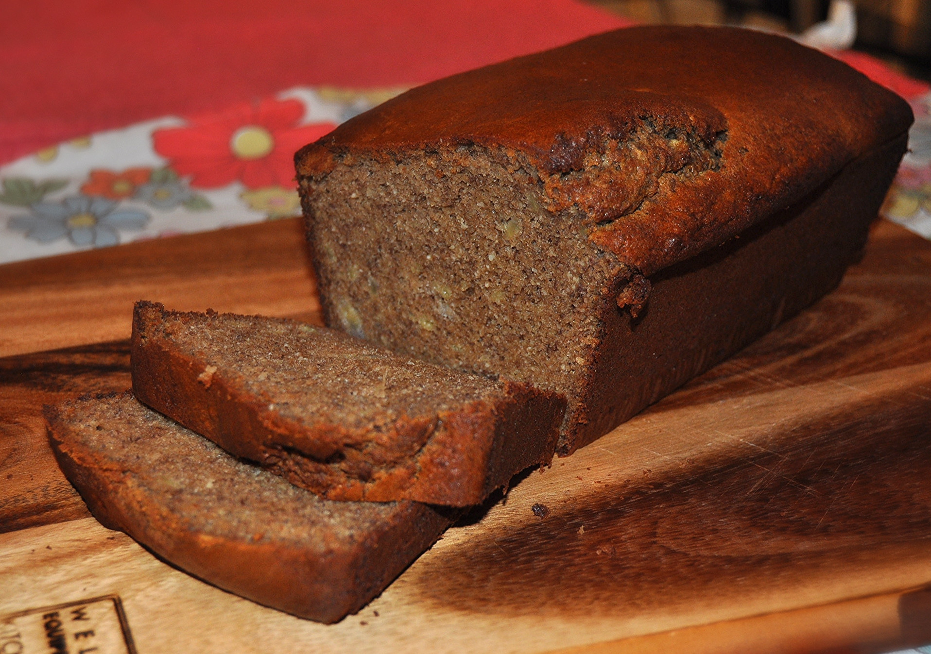 Low Carb Banana Bread  Paleo Banana Bread