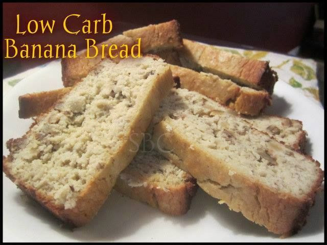 Low Carb Banana Bread  17 Best images about Working At Healthy on Pinterest