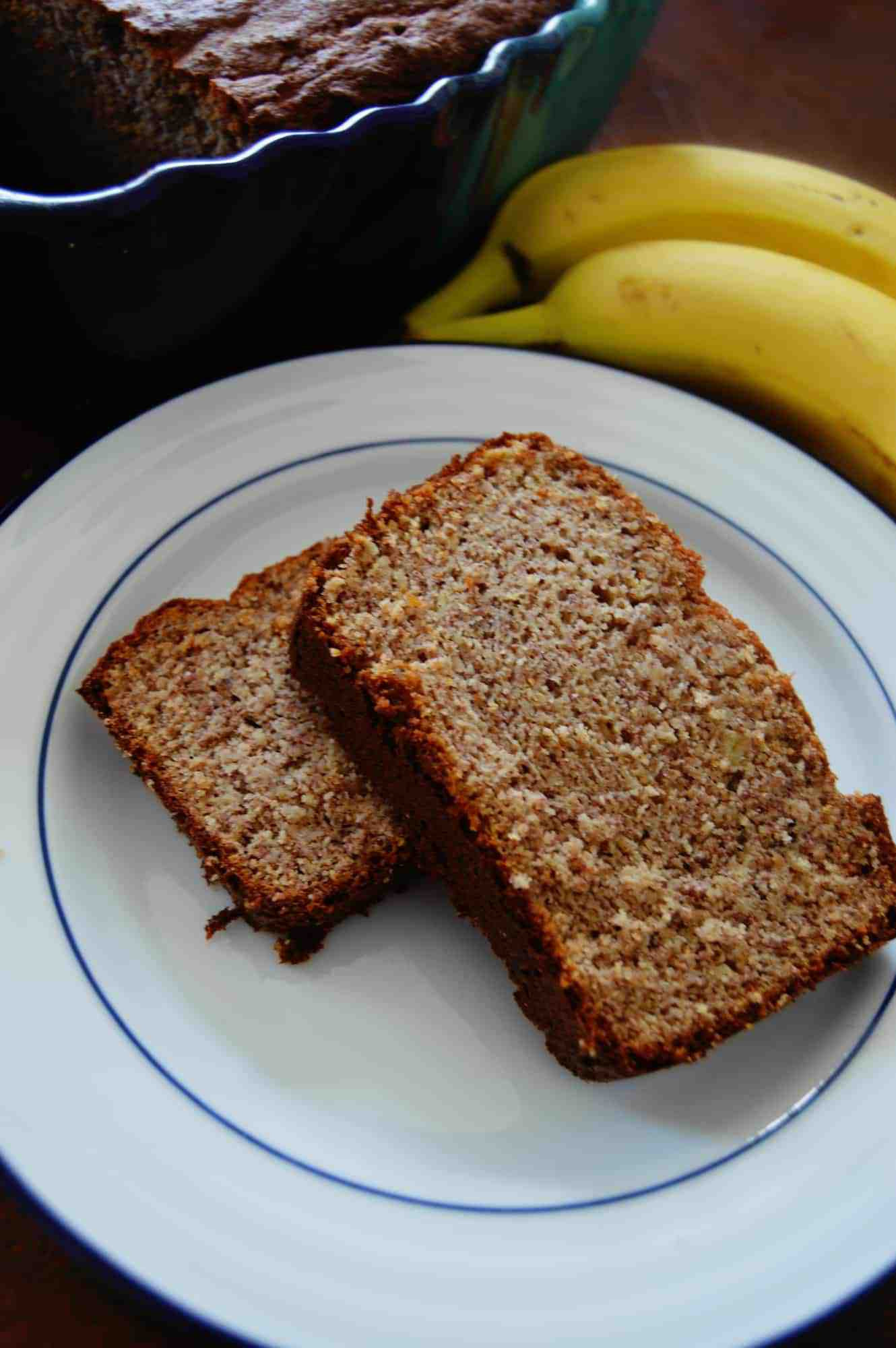 Low Carb Banana Bread  Delicious Low Carb Banana Bread Recipe