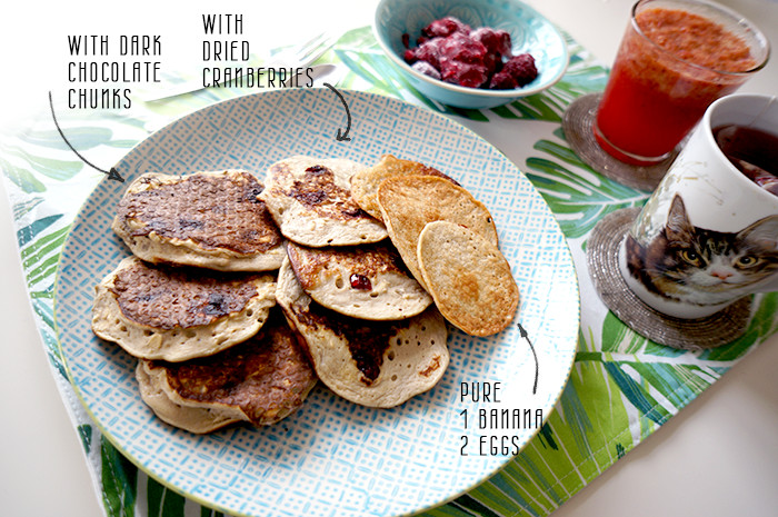Low Carb Banana Pancakes  Low Carb Banana Pancakes