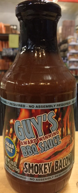 Low Carb Bbq Sauce Brands  Guys Low Carb Bbq Sauce Smokey Bacon 18oz – Lo Carb U
