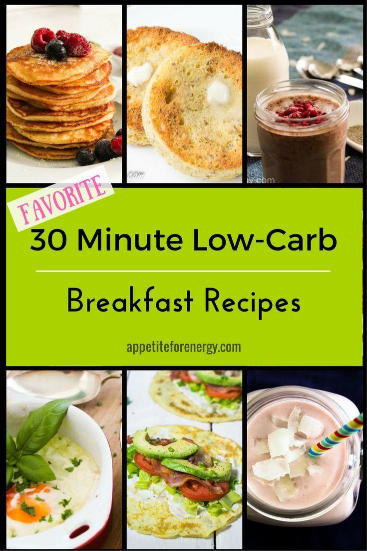 Low Carb Brunch Recipes  206 best Low Carb Breakfast & Brunch images on Pinterest